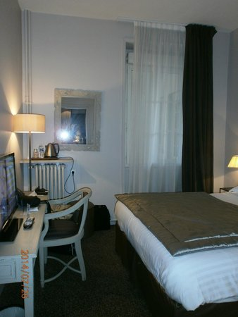 BEST WESTERN Hotel d'Europe et d'Angleterre : Chambre 102
