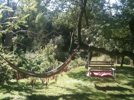 Le Moulin Picaud : espace sieste