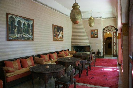 Riad Zouina: Le grand salon