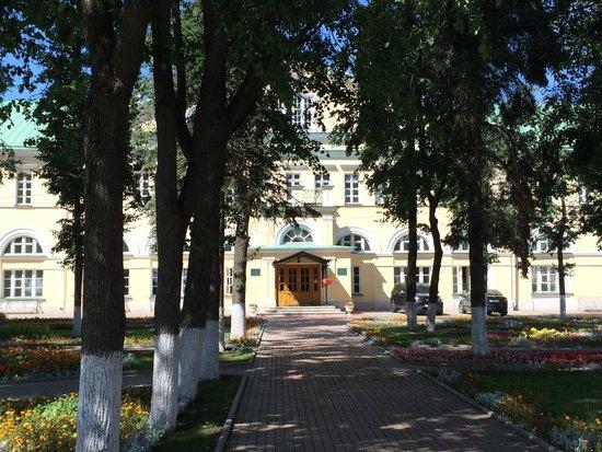 The Old Monastery Hotel: Гостиница