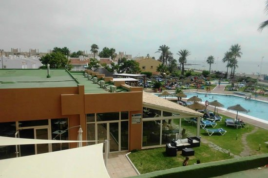 Sol Guadalmar: piscina