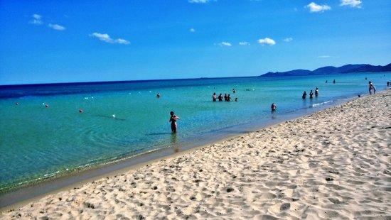 Veraclub Suneva: Spiaggia