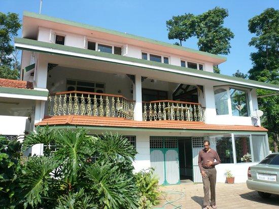 Devagiri Retreat: Place where we stayed