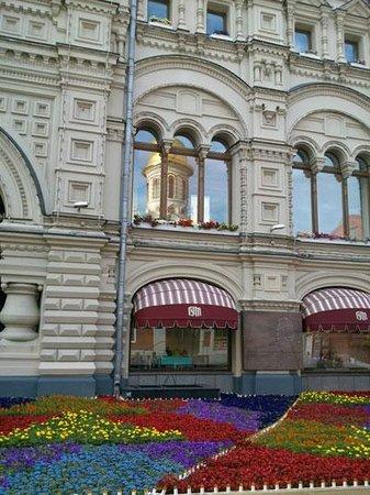GUM Department Store (Glavny Universalny Magazin) : Храм