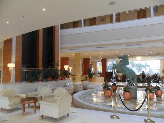 Hotel Palace Hammamet Marhaba : l'hotel