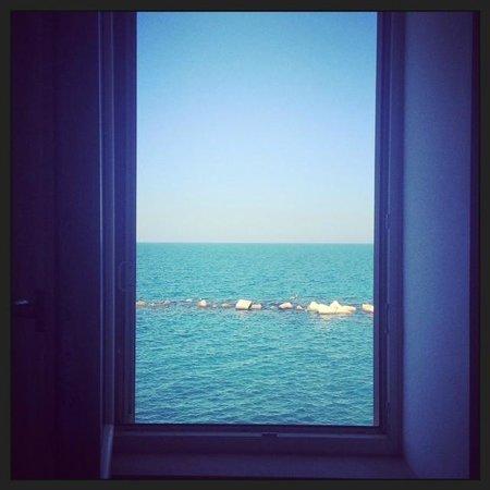 Resort Bufi Private Beach : Room view
