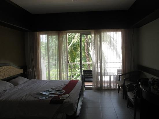 Samui First House Resort : chambre
