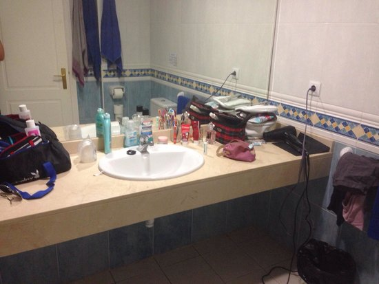 Oasis Papagayo Sport & Family: Salle de bain