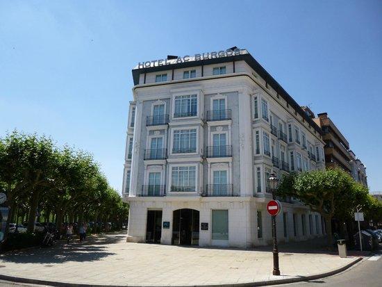 AC Hotel Burgos: Hotel