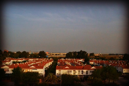Luxsevilla Palacio: Vista dalla camera
