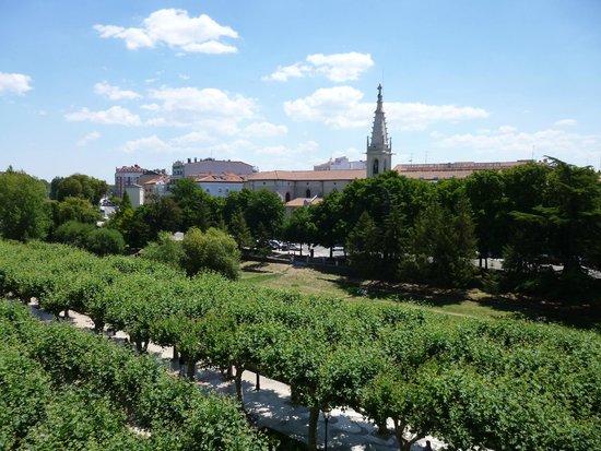 AC Hotel Burgos: Aussicht