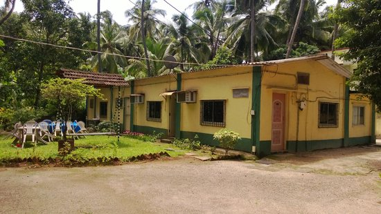 Goolkush Resort: room