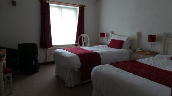 Lord Hill Hotel: Nosso quarto