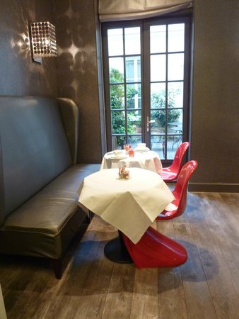 Hotel le Petit Paris : Breakfast