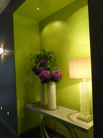 Hotel le Petit Paris: Lobby
