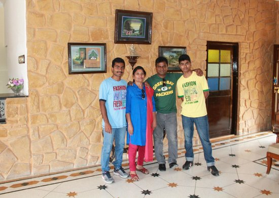 Hotel Rawalkot Jaisalmer: At Lobby