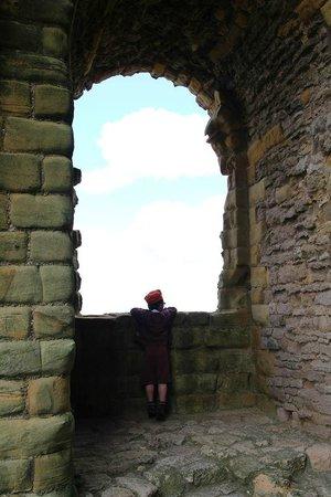 Scarborough Castle: Castle
