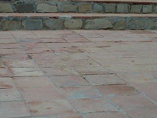 Hotel ATH Portomagno: SUELOS DESGASTADOS