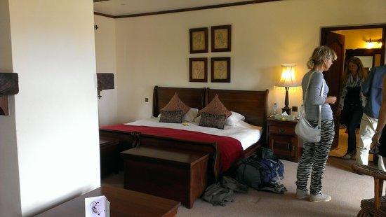 The Manor at Ngorongoro: inrichting, goede bedden