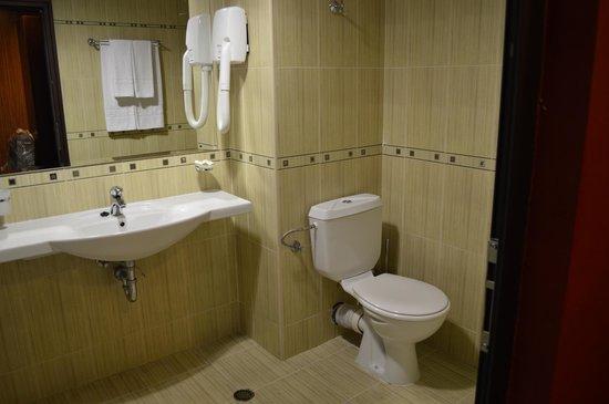 Nobel Hotel: WC