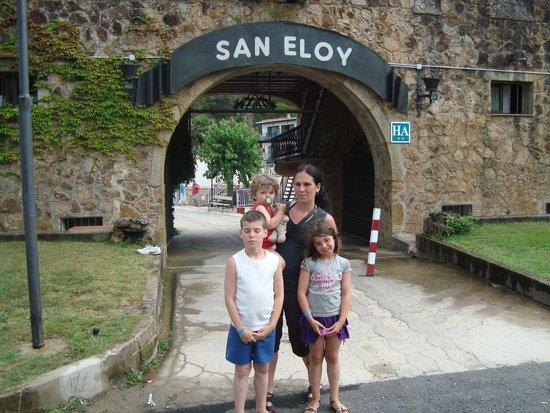 MedPlaya Hotel San Eloy: Entrée
