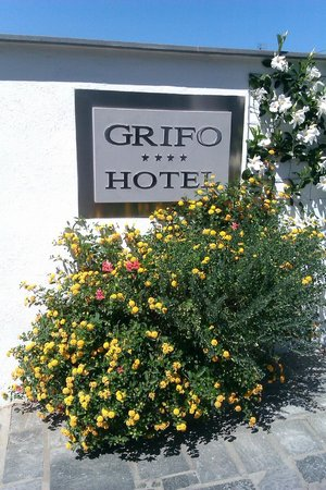 Grifo Hotel Charme & SPA : Ingresso