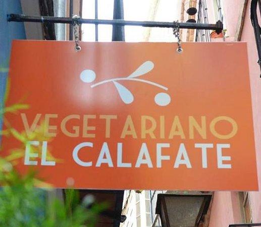 Vegetarian El Calafate: Vegetariano El Calafate