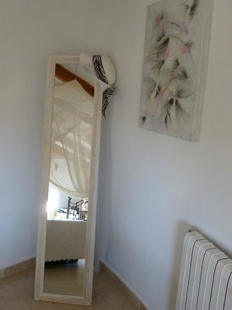 Finca Son Jorbo: Rosa bedroom