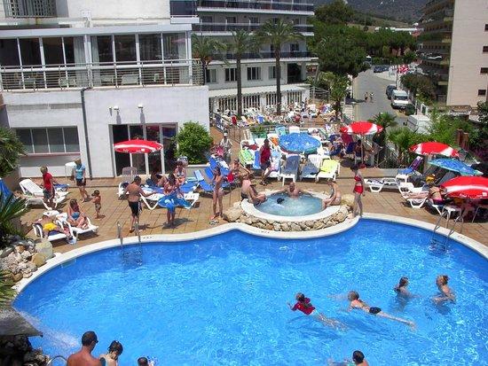 Hotel Oasis Park Splash: Picine