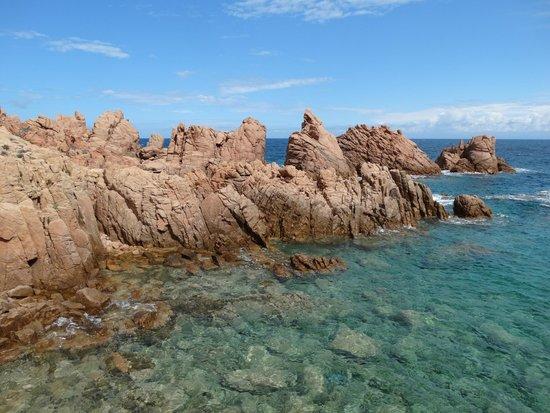 Costa Paradiso Resort: rocce di Costa Paradiso