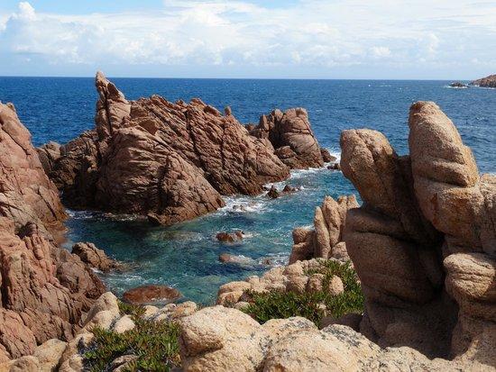 Costa Paradiso Sardegna Cartina Geografica.Rocce Di Costa Paradiso Foto Di Costa Paradiso Resort Sardegna Tripadvisor