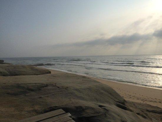 Areias do Seixo: Beach