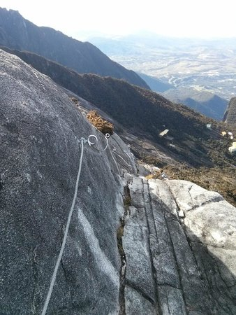 Mount Kinabalu : Feratta