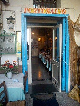 Taverna Portosalvo: villammare