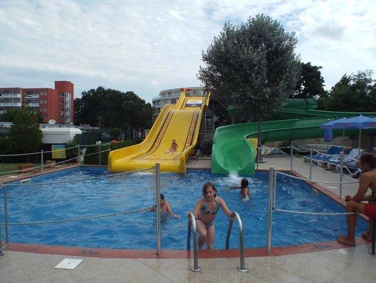 Club Calimera Sunny Beach: toboggan