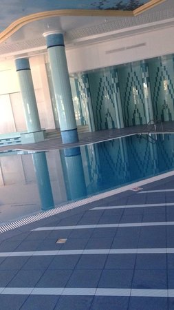 Golf Residence Hotel: Indoor swimming pool