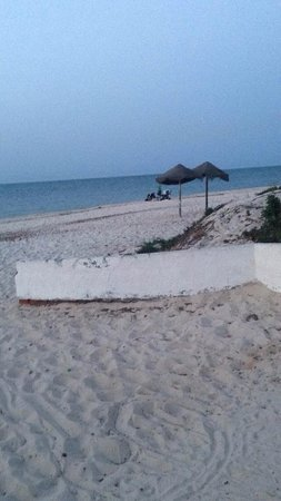 Golf Residence Hotel : Beach