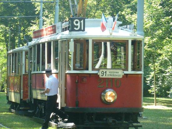 Nostalgic Tram No. 91
