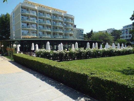Club Calimera Sunny Beach: Restaurant