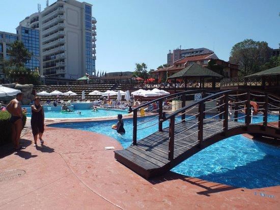 Club Calimera Sunny Beach: Complexe
