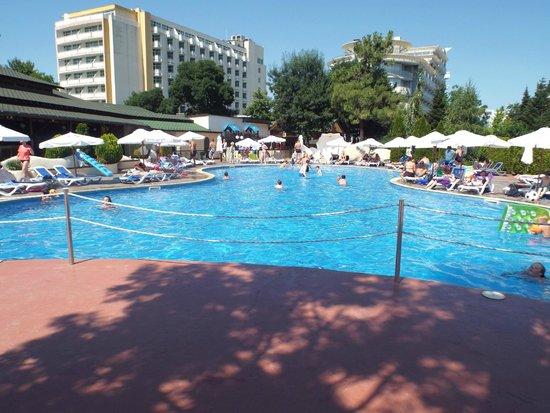 Club Calimera Sunny Beach: Piscine