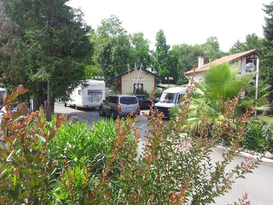 Camping Le Terrier : Jour du tour de france