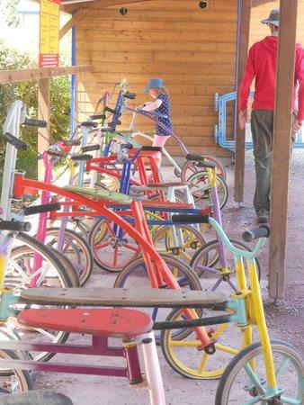 Le P'tit Délire : fun bikes