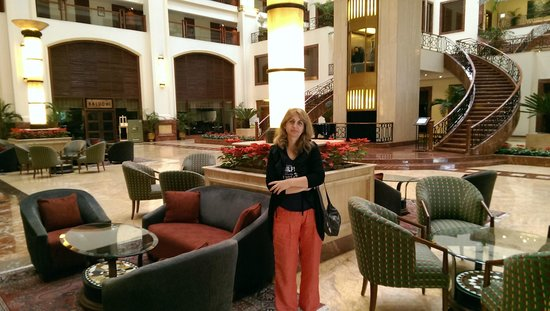 The LaLiT Mumbai : labby