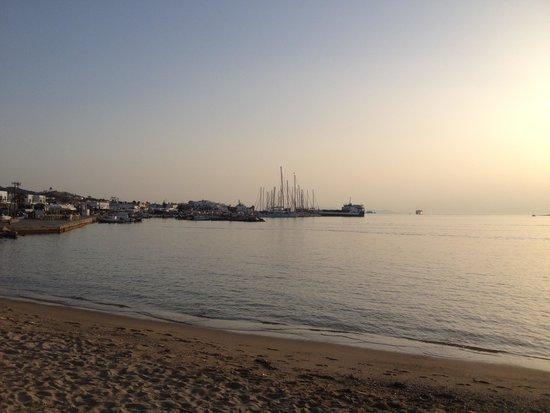 Kontaratos Studios & Apartments : la spiaggia di livadia
