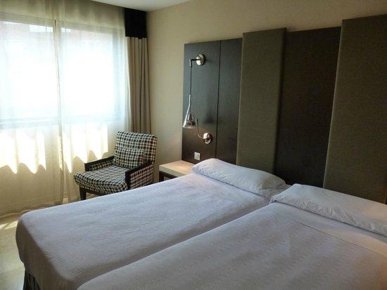 NH Ciudad de Santander: Zimmer