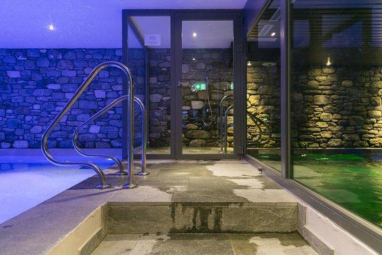 Hotel Nendaz 4 Vallees & Spa : Spa