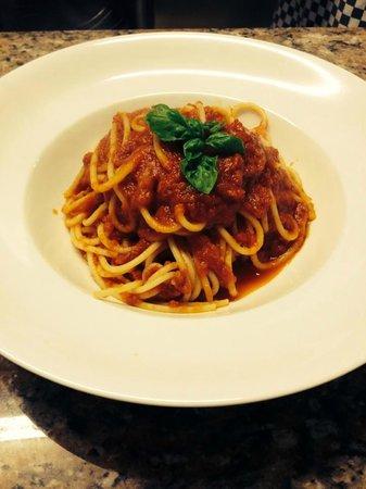 Mamma Rosa Italian Ristorante: Spaghetti Napoli