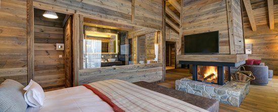 Hotel Nendaz 4 Vallees & Spa : Suite