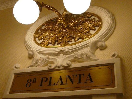 Hotel Atlantico: Интерьер
